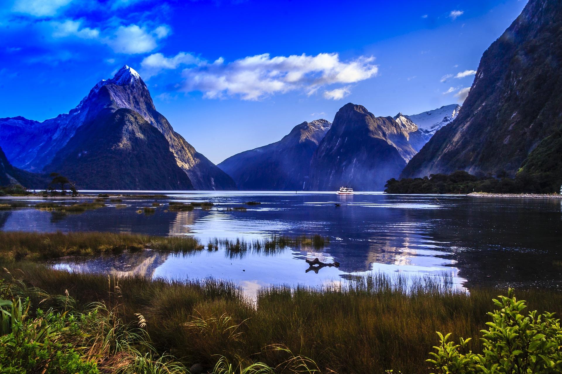 Ansicht Neuseeland