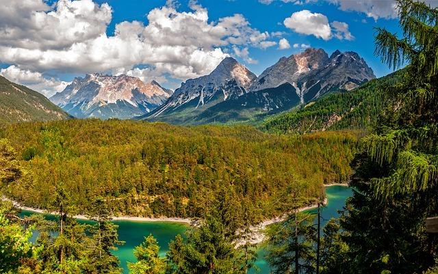 Oostenrijk uitzicht
