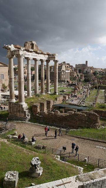 Palatijn Heuvel rome