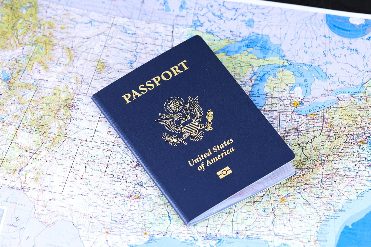 Paspoort en visum