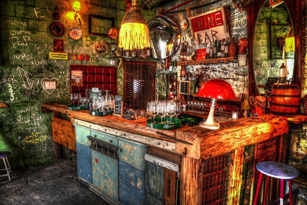 Ruine bar Boedapest
