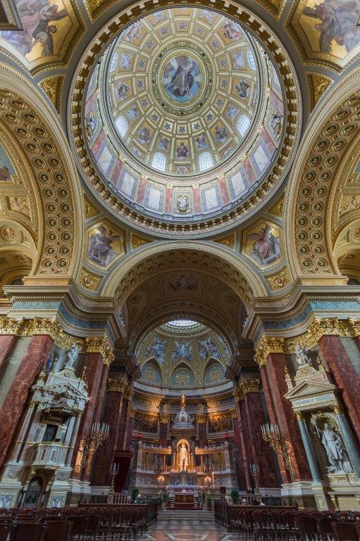 Sint Stephens Boedapest