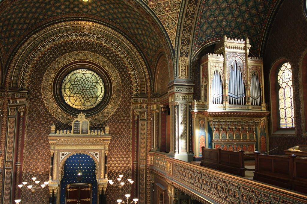 Synagoge Praag