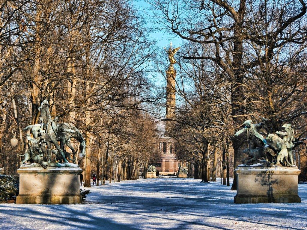 Tiergarten Berlijn
