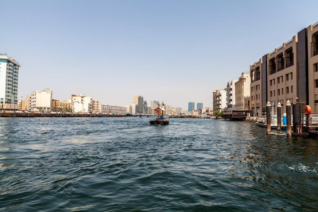 Watertaxi Dubai