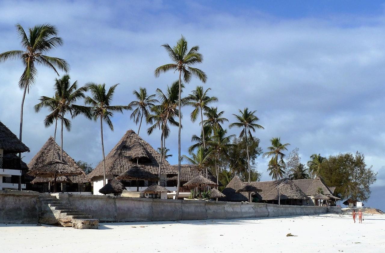 Uitzicht Zanzibar