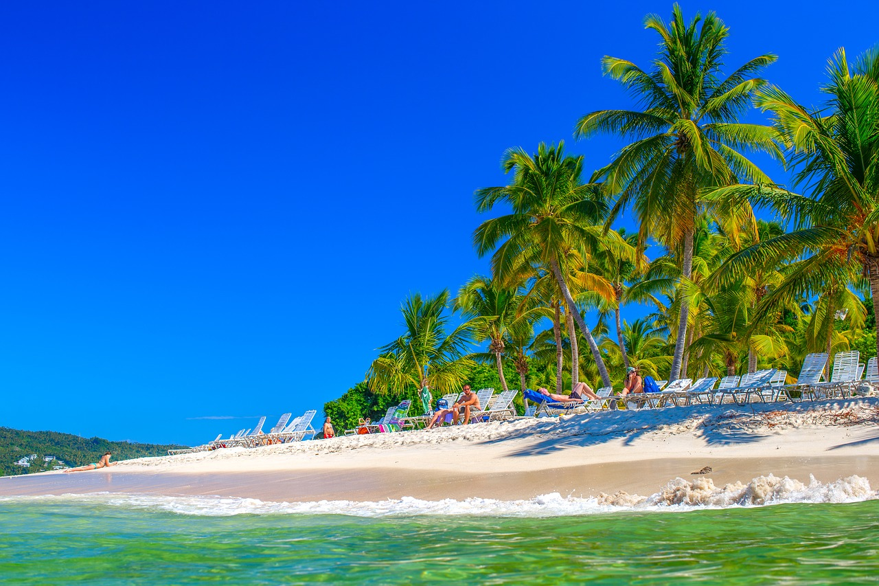 Uitzicht Dominicaanse Republiek