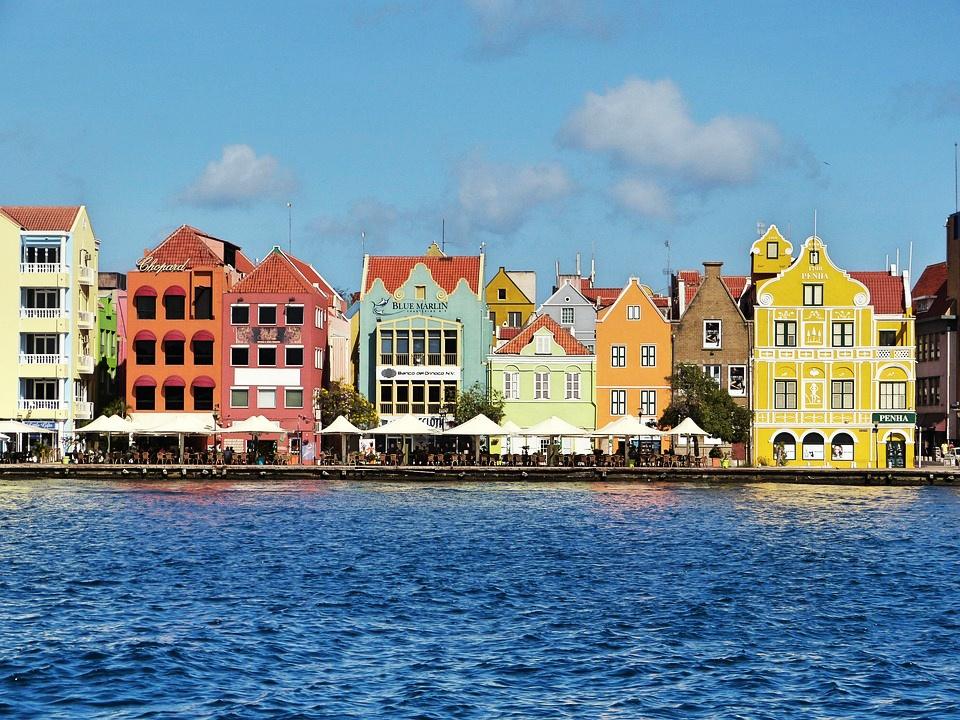 Uitzicht Curacao