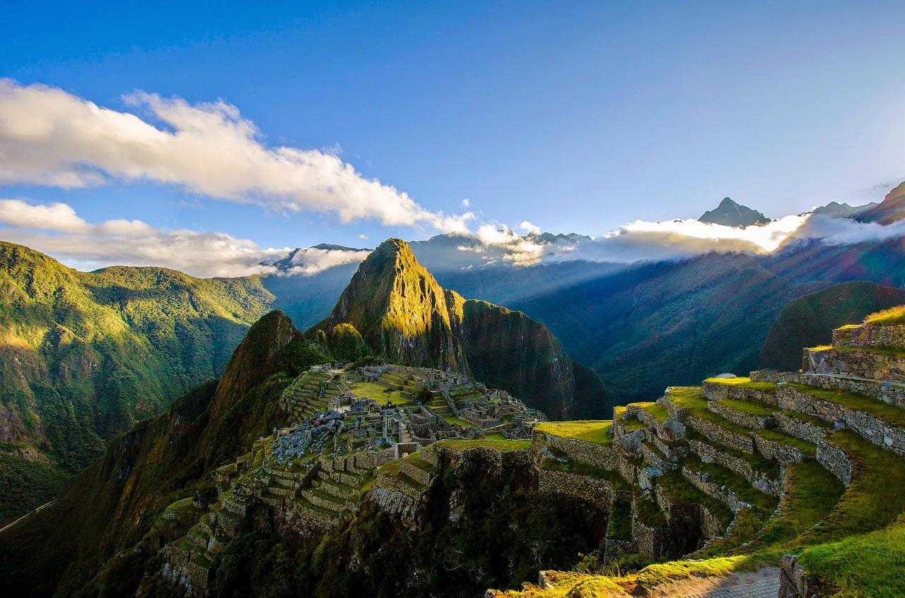 Peru, siehe Machu Pichu