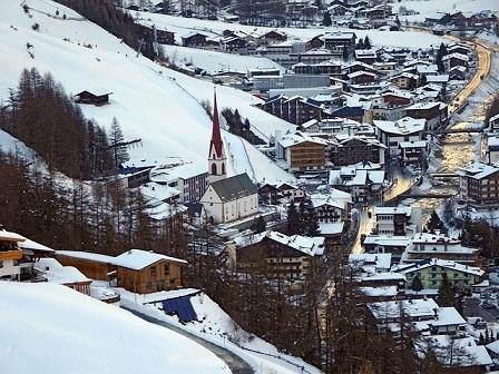 Solden Oostenrijk in de sneeuw
