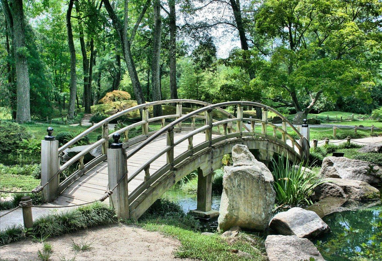 Rondreis Japan uitzicht tuin