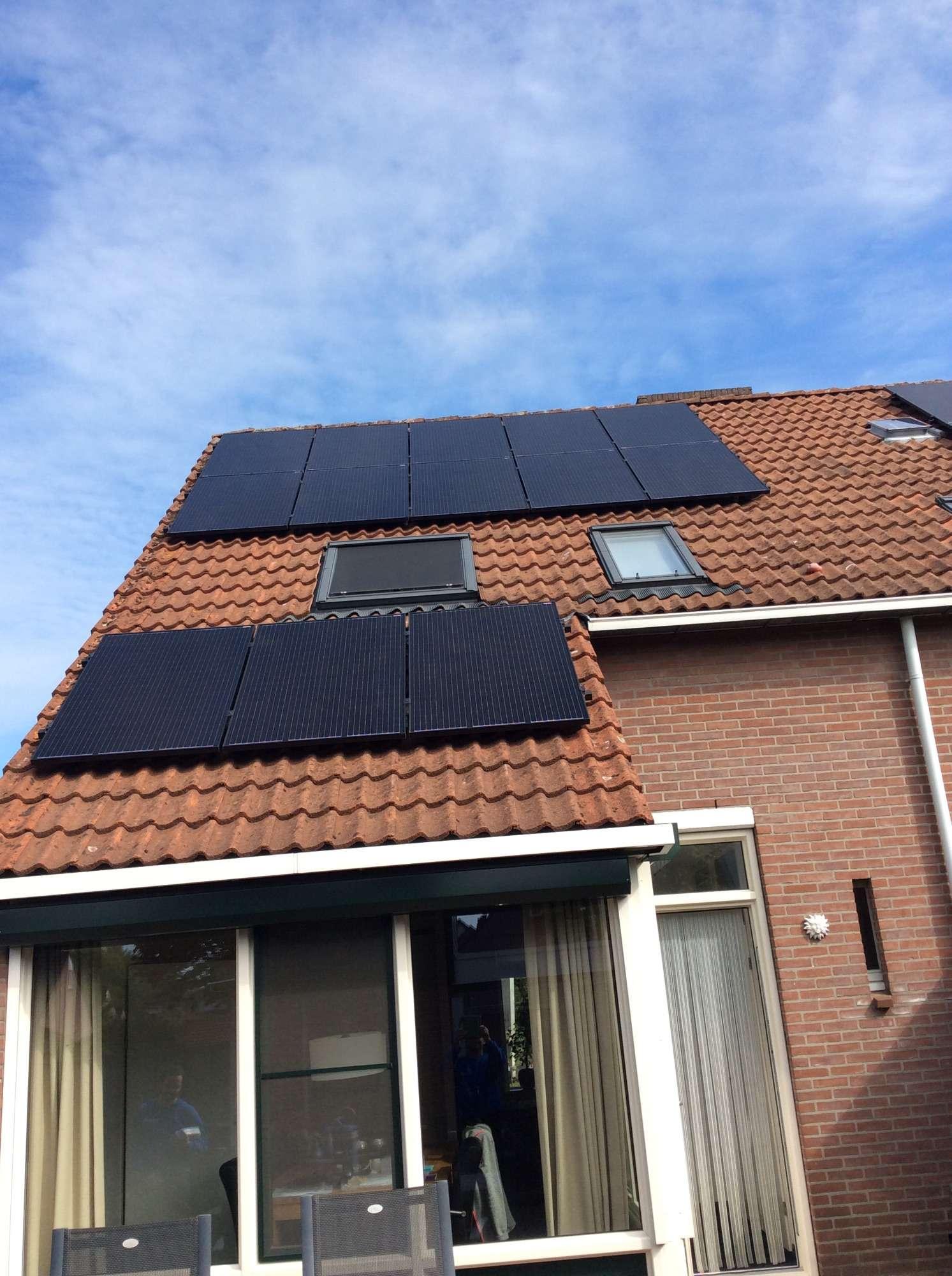Zonnepanelen Winterswijk