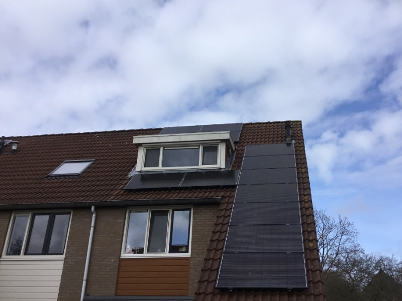 Zonnepanelen Klant Leeuwarden