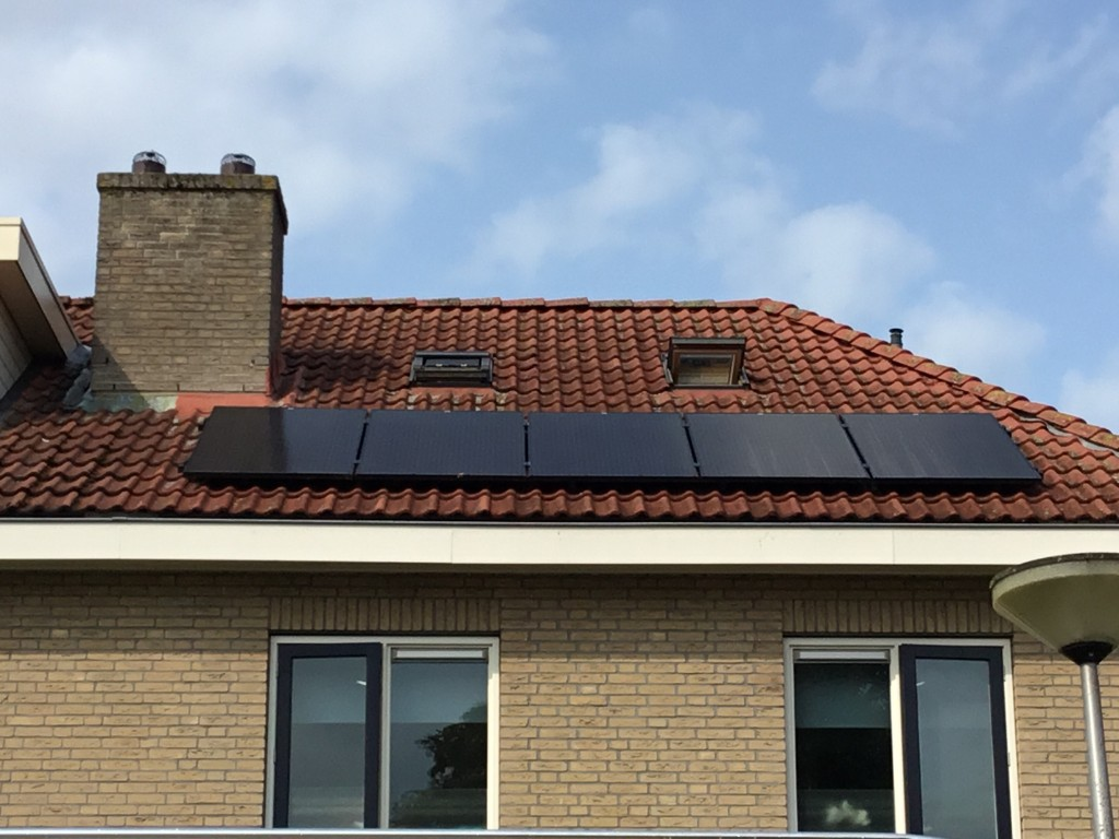 Zonnepanelen Neede