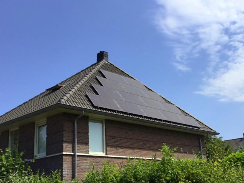 Zonnepanelen Klant Franeker