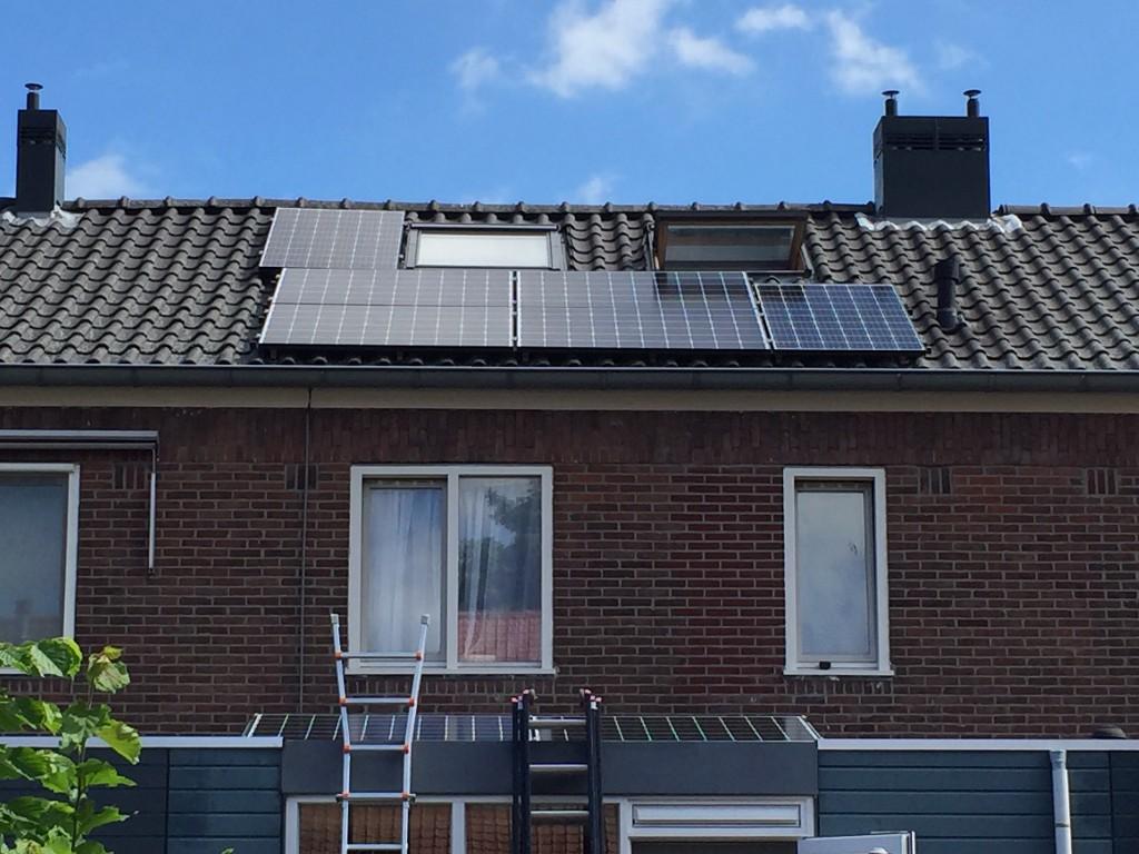 Zonnepanelen Amsterdam