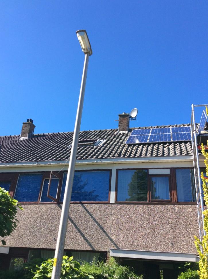 Zonnepanelen Leiderdorp