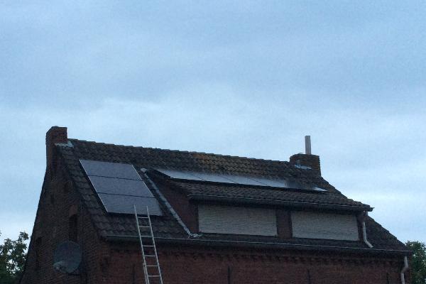 Zonnepanelen Klant Roermond