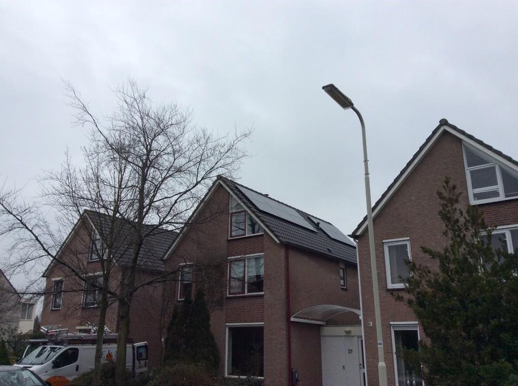 Zonnepanelen Roosendaal