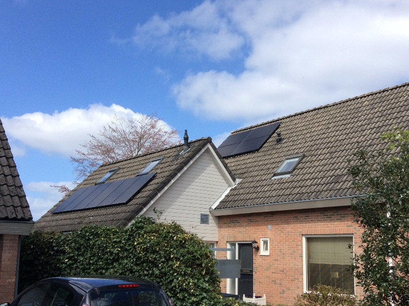 Zonnepanelen Klant Schoonebeek