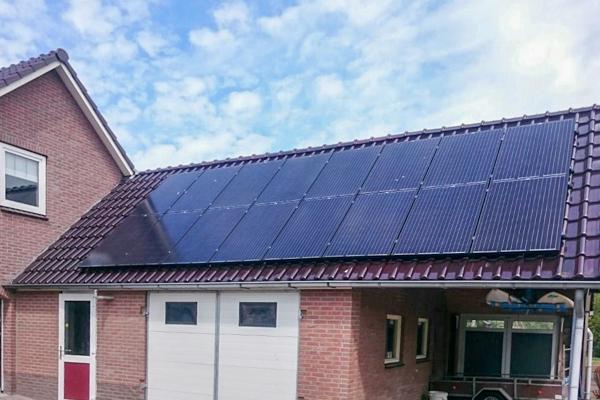 Zonnepanelen Staphorst