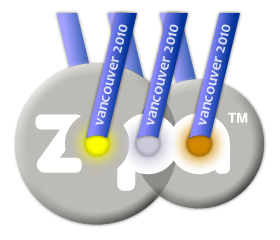 Zopa at the Winter Olympics