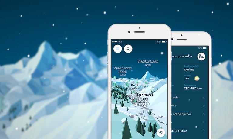 Zermatt – Skiguide-App