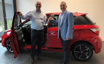 Le gagnant du Rallye EcoDrive 2018 est connu.