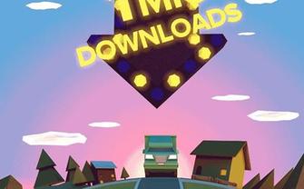 1 Million Downloads