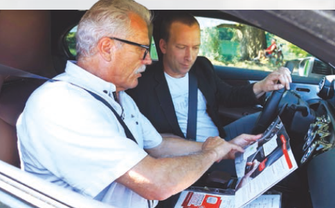 DrivePlus – autotest EcoDrive