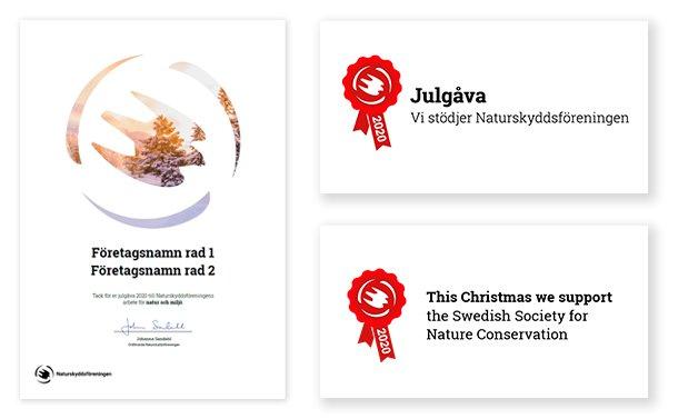 Julkit i julgåva Företag 2020