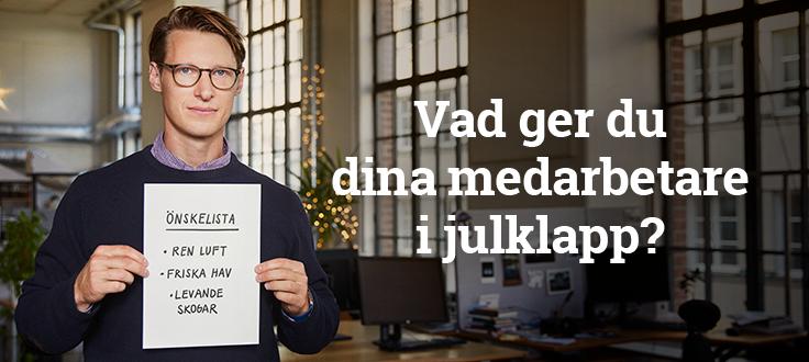 Företag Julgåva 2020 Naturskyddsföreningen