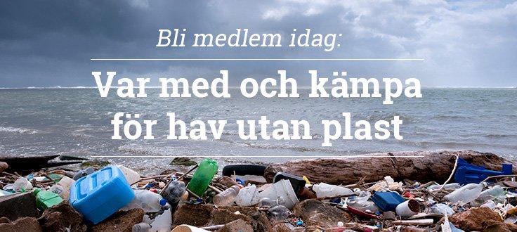 Var med och kämpa för våra hav!