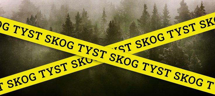 Tyst skog en kampanj från Naturskyddsföreningen - Stöd skogen med en gåva