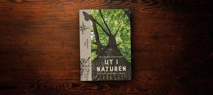 Julgåva 2020 Årets bok: Ut i Naturen